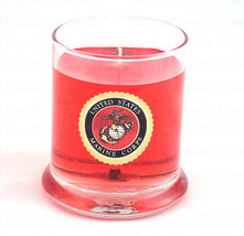 United States Marines Corps Gel Candle Deco Jar - scented - €13,98 EUR