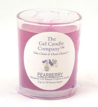 Pearberry Scented Gel Candle Votive - €4,84 EUR