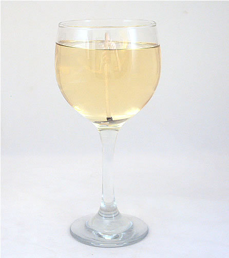 Primary image for Chardonnay Wine Scented Gel Candle