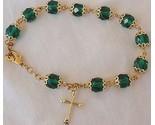 Peridot rosary bracelet thumb155 crop