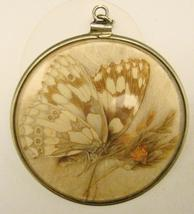 ANTIQUE BUTTERFLY DISC - $40.00