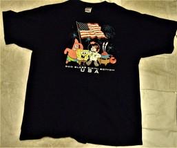 Sponge Bob Adult T Shirt - $9.95