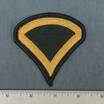 Vintage Army Private First Class Patch dq - $8.90