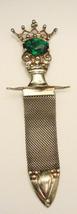 STERLING SWORD PIN - VINTAGE - $60.00