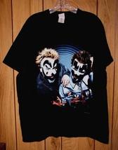 Insane Clown Posse Concert Tour T Shirt Vintage 2000 - $74.98