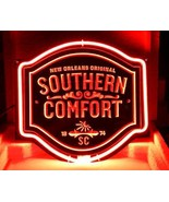 Southern Comfort New Orleans Original 3D Acrylic Beer Bar Neon Sign 10''... - $199.00