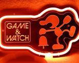 Sb382 mr. game   watch 3d acrylic beer bar neon light sign 12   x 7   thumb155 crop