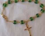 Green rosary bracelet thumb155 crop