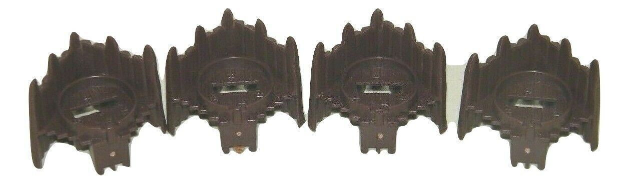 Weapons & warriors replacement parts Vintage Pirate 15565 4 Palisades  - $14.84