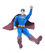 2006 Superman Returns Action Figure Superman DC Comics - $7.91