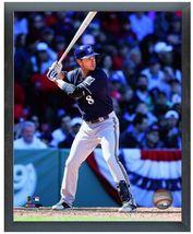 Ryan Braun 2014 Milwaukee Brewers - 11 x 14 Photo in Glassless Sports Wo... - $32.99