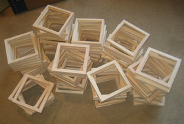 3 Unfinished Wood 16x20 Picture Frames 1 And 50 Similar Items