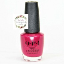 OPI Lacquer Open Stock 0.5 oz  B78 Miami Beet - $9.99