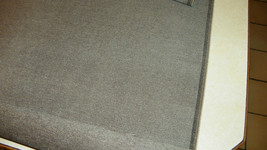 Light Gray Chenille Upholstery Fabric 1 Yard  R348 - $39.95