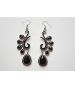 Vintage Style Peacock earrings - $9.90