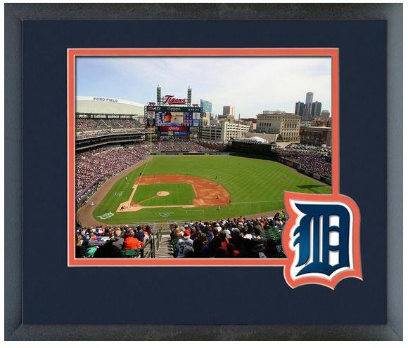 Comerica Park Detroit Michigan: Detroit Tigers Comerica Park 2014