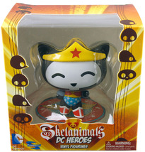 Skelanimals DC Comics Series 1 Wonder Woman Vinyl Figure NEW! - $21.99