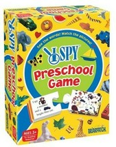 New I Spy Preschool Game Scholastic Ages 3-6 No Reading Required 2009 Br... - $12.72