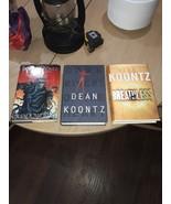 Dean R. Koontz 1st Edition Books  - $95.00