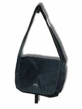 American Tourister Black Nylon Messenger Bag Crossbody Satchel - $14.84