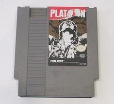 Nintendo NES Platoon - $4.95