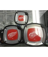 NHL Detroit Red Wings Square Plastic Food Storage Containers - $24.49