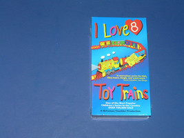 I LOVE TOY TRAINS 8 - $5.99
