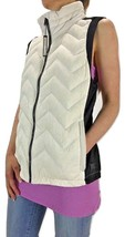 Calvin Klein Performance Women's Quilted Vest Cloud, S 7183-3 - $39.80