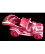 Old William Hirsch Art Pottery Automobile Jalopy Car Planter - $17.00