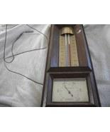 Vintage Barometer & Thermometer  - $15.00