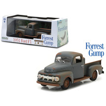 1951 Ford F-1 Pickup Truck (Run Forest, Run) Forest Gump (1994) Movie 1/... - $28.71