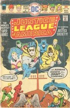 Justice League of America #124 November 1975 [Comic] [Jan 01, 1975] Elliot S! Ma - £5.97 GBP