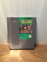 Adventure Island (Nintendo Entertainment System, 1988) - $14.84