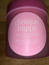 Clinique Betty Blush Gelato Cream For Body 6.7 oz/200 ml *Full Size/New* - $23.75