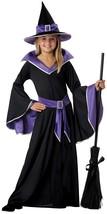 Incantasia the Glamour Witch Child Costume Child Large 10-12 - $32.59