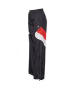 CHAMPION LIFE WOMEN'S NYLON WARM UP PANTS SIZE SMALL NEW INDIGO RED COMFORT - $49.49
