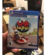 VR Karts (Sony PlayStation 4, 2017) - $32.71