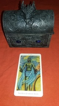 Enochian Tarot Reading with ONE card make best possible choice. ONE QUESTION - $5.99