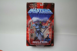 """Masters The Universe  He-Man  6"""" Action Figure 2001 New Other  - $59.39"""