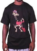 L-R-G LRG Lifted Play Like A Champion Boxing Giraffe Black or White T-Shirt NWT image 2