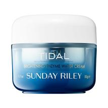 Sunday Riley Tidal Brightening Enzyme Water Cream Full Size 1.7 Oz New Seal $65R - $39.99
