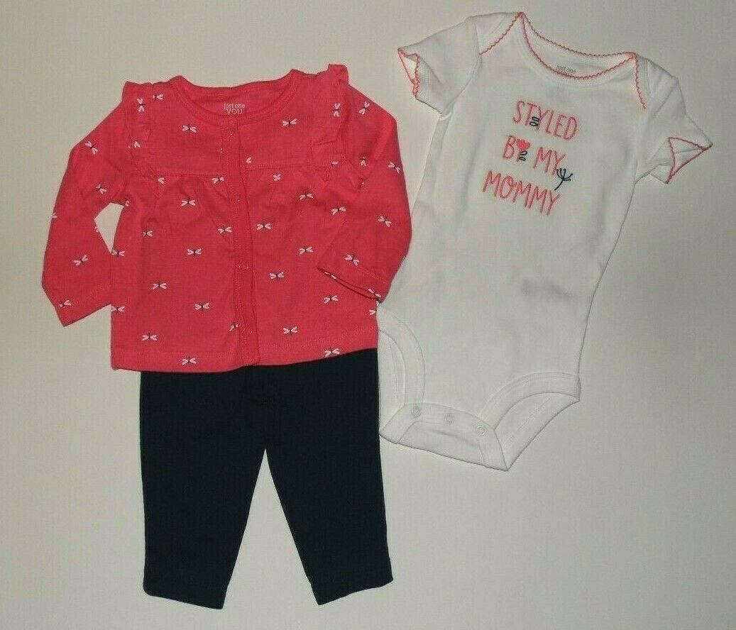 18M NEW W//T FISHER-PRICE GIRLS 2 PC PANT OUTFIT 12M 24M
