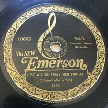 Emerson Dance Orchestera Life of a Rose/Girl that Men Forget SCANDALS of... - $57.50