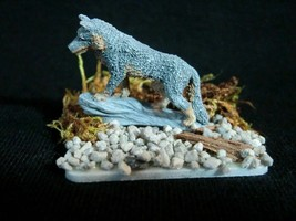 D&D Miniature - Savage Wolf - Stunningly Painted by Ken Longacre !! - $26.00
