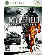 Battlefield Bad Company 2 - Xbox 360 Complete - $7.46