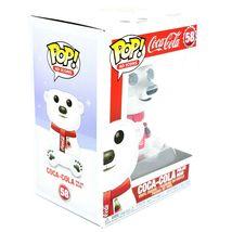 Funko Pop! Ad Icons Coca-Cola Polar Bear #58 Vinyl Action Figure image 4