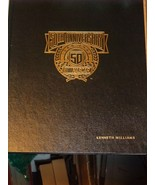 50th Anniversary NASCAR Thunder of America Hardcover - $12.49