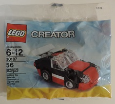 LEGO Creator Fast Sports Race Car # 30187 w/ 56 pieces - New - $5.75