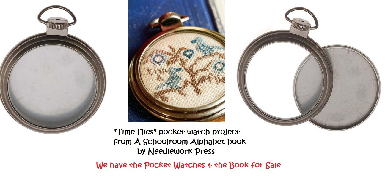 pocket watch frame