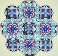 Kaleidescopes K1 cross stitch chart Gracewood Stitches  - $7.20
